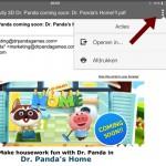 Een email als PDF printen/maken - met Gmail
