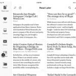 App van de Week; Instapaper - bewaar webartikelen offline