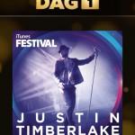 12 Dagen Cadeaus; Justin Timberlake - iTunes single!