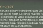 iTunes; nieuwe album Hydra van Within Temptation is te beluisteren