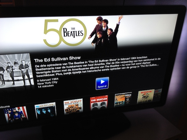 BeatlesAppleTV