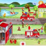 App van de Week (nog een dag); voor de kleintjes Brandweermannetjes