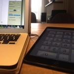 Gebruik je iPad als numeriek toetsenbord op je Mac - NumPad tijdelijk gratis