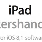 Nederlandse gebruiksaanwijzing voor iPad (8.1) online