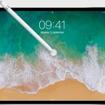Apple Pencil:  beginscherm en direct een notitie maken